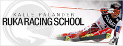 Kalle Palander Ruka Racing School